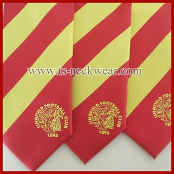 Football Ties, Custom Logo Ties,Club Ties