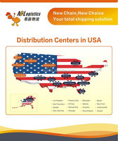 Door Delivery Service From Xiamen to New York U.S.A