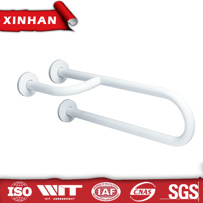 fold handrail steel material wall mount sanitary ware folding grab bar