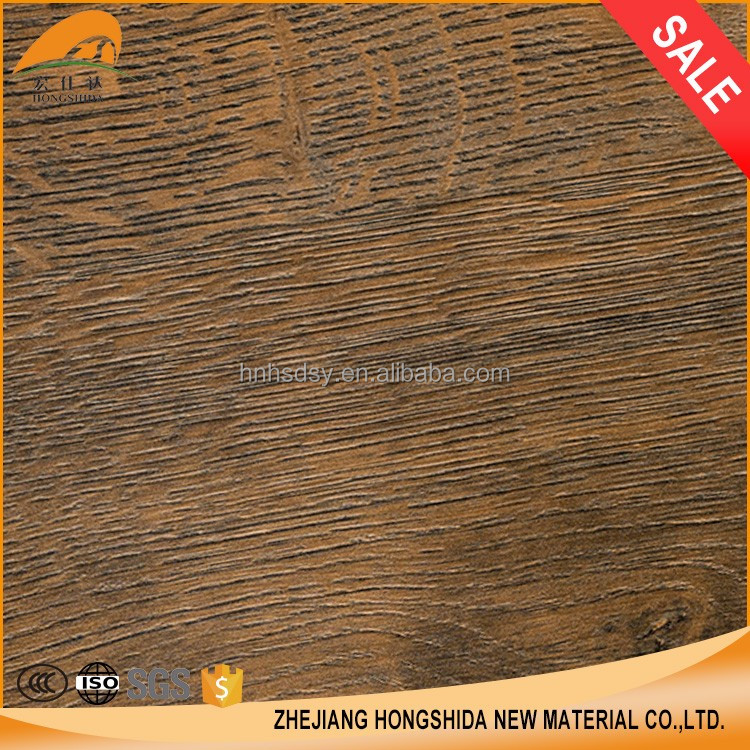 High quality normal clear non sticky wood grain vinyl lamination pvc film