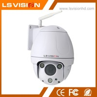 LS VISION 1080p pan/tilt ip camera with 6-22mm motorized zoom lens