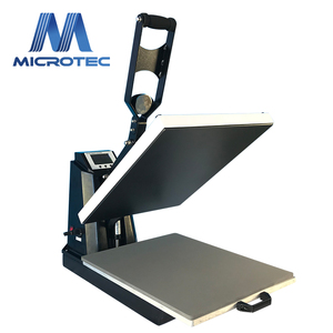 Microtec Automatic Heat Press Machine On Hot Sale