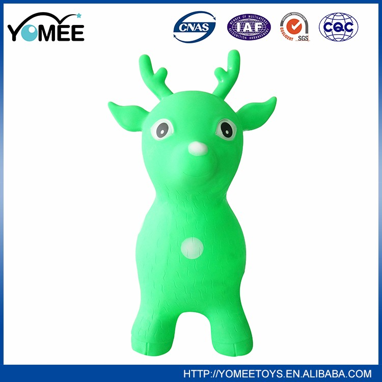 China Professional Manufacture Inflatable Hopper Animals