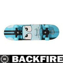 Backfire skateboard freestyle skate