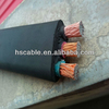 300/500v 450/750v rubber insulated flexible cable/VDE super flexible rubber cable H07RN-F H05RN-F