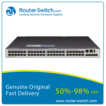 Huawei Quidway S5700 Series Switch 48 port Gigabit Ethernet POE+ Layer 3 Network Switch S5700-48TP-PWR-SI