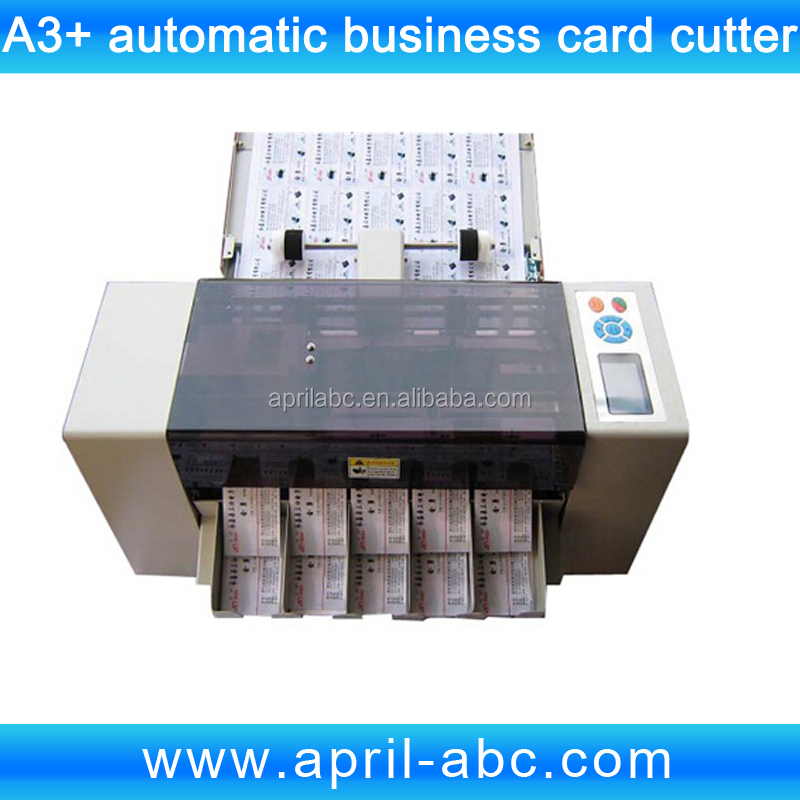 Automatic Name Business Card Cutter A3+