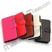 Flip Leather Case for Nokia Lumia 620 Case Cover