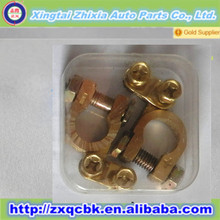 Factory price supply AL,Steel,Brass ,PB,auto 12V battery terminal