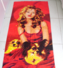 hot sale soft microfiber printed photo sex animal and women beach towel