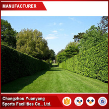 Outdoor and indoor decoration anti UV garden lanscape grass summer green color artificial turf