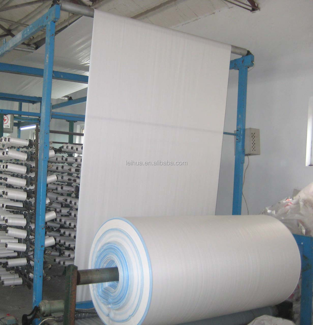 supply woven polypropylene bags roll china,diverse range width ,100% vingin pp material ,pp wovne fabric rolls