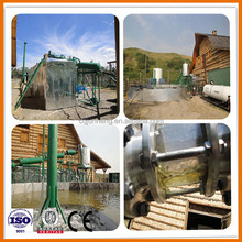 Mini Crude Petroleum Oil Refinery to LDO Diesel Gasoil Fuel