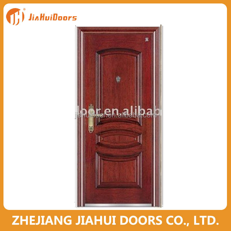 phoenix pattern stainless steel door with ce/iso9001