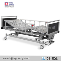 Two Functions Manual Adjustable Medical Hospital Bed Air Mattress