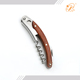 2017 Hot product wood handle wine corkscrew set
