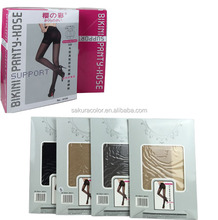 Wholesale Stocking World Black Silk Nylon Tube Stockings