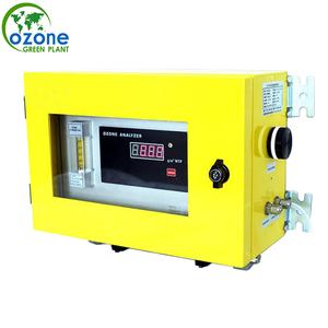 Portable dissolved oxygen meter ozone analyzer
