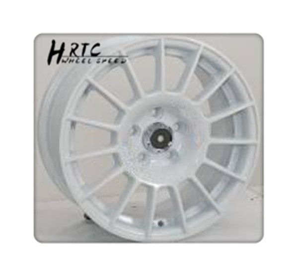 15x7 white painted wheels racing aluminum alloy rims with cheap price