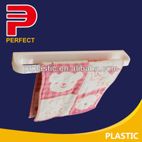 waterproof self adhesive plastic towel holder