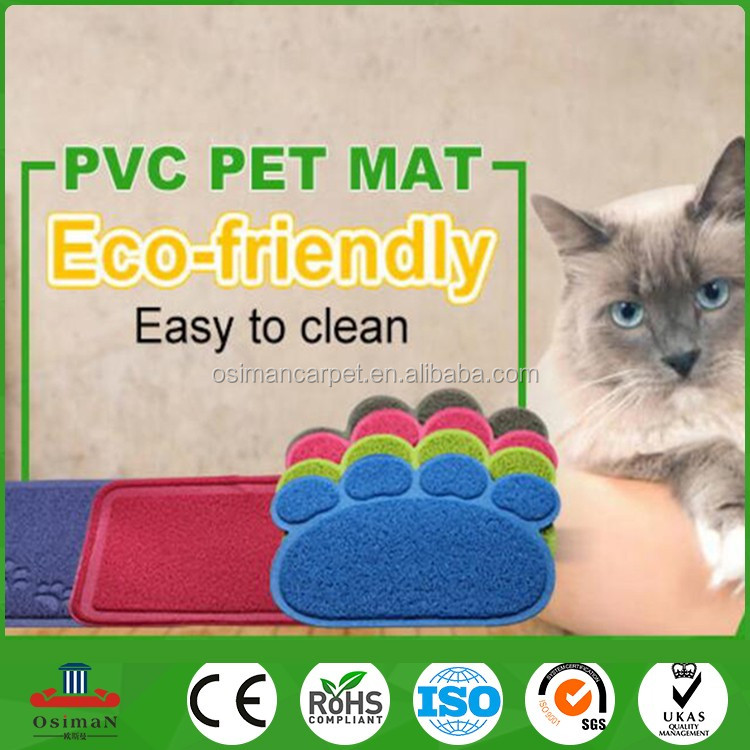 Eco-friendly kitty small pet cat pads