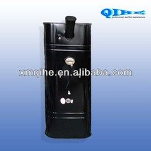 Diesel fuel tank for truck