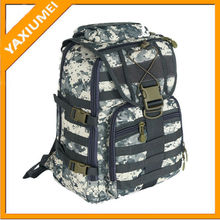 velcro survival military camouflage backpack