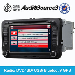 cheap car dvd player suitable for VW/skoda support wince 6.0 OS system