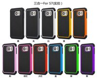 other mobile phone accessories Hybrid Rugged Rubber Shockproof Armor Back Case shell For Samsung Galaxy S7