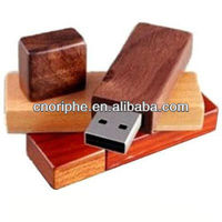 wooden bottle cork usb drive