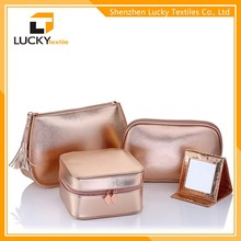 Excellent Quality makeup vanity box set makeup case with lights