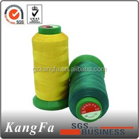 2016 hot selling superior quality nylon bonded thread