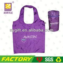 Foldable recycle arsenal drawstring bag