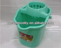pp mop strainer bucket and mop