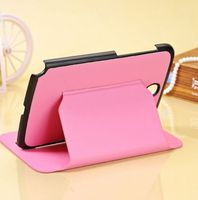 High quality stand leather case pouch for Samsung Galaxy Note 8.0 N5100