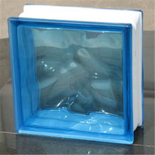 clear glass brick price good quality