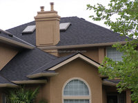 Factory direct sale fiberglass asphalt roofing shingles with high quality