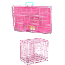 Christmas Gift Item Folding Dog Cages Pet Crate Dog Kennels Indoor For Sale
