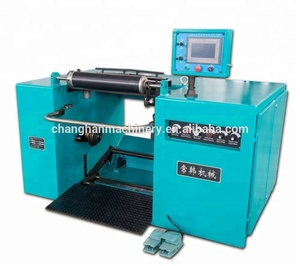 CH21/30DNC high speed beam warping machine