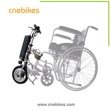 High quality 36V 350W wheelchair electric handcycle with hub motor