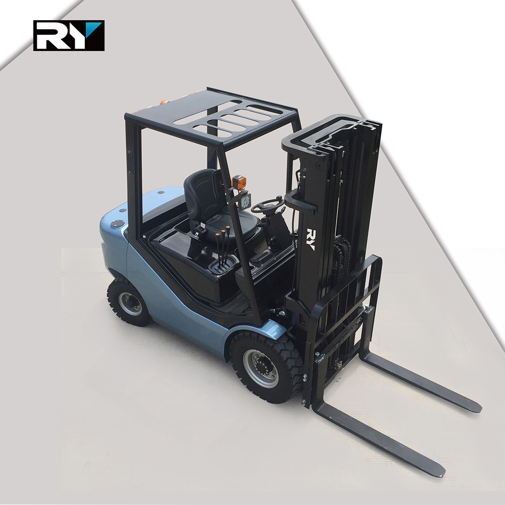 Royal best selling forklift 3.0ton electric forklift for sale with high quality