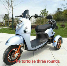 China liyue electric cool car three-wheeled electric motorcycle The tortoise three rounds