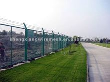 easy installation removal temporary safety fencing(factory)