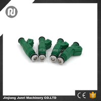 Volvo 9200100 High performance fuel injectors 42lbs/hr, 440cc/min green giant 0 280 155 968 fuel injector