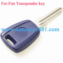 transponder key shell for fiat remote key case