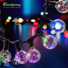 Connectable Edison bulb fairy festoon decorative outfit cover Christmas outdoor patio led string light
