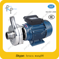 SS304 Material Thread Connecting Chemical Pump