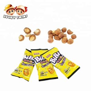 fried snacks flour coated nut roasted peanut for wholesale