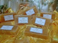 Intensive Whitening and Anti aging 24k gold soap