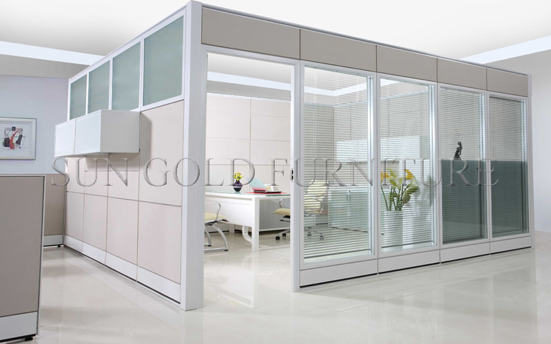 Modern Office High Partition Wall Office Cubicle Sz